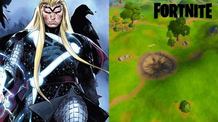 Thor's Hammer Fortnite