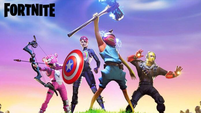 Fortnite First Teaser Leaked