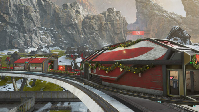 Respawn removes train from Apex Legends