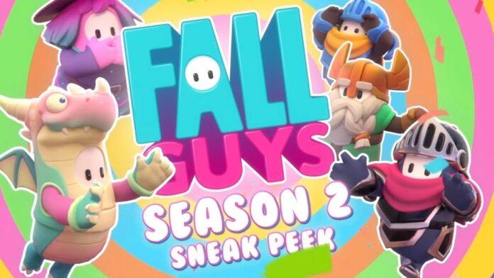 Fall Guys Season 2 teases