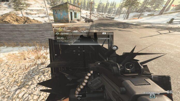 gun glitch fix