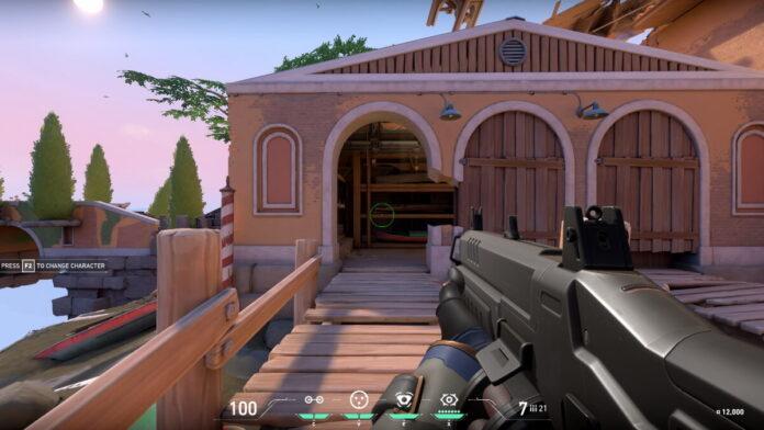 VALORANT patch 1.06 shotguns nerfs
