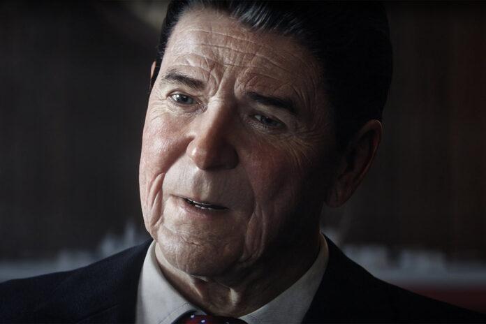 Ronald Reagan COD black OPS cold War