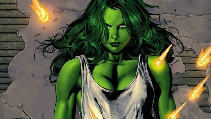 She-Hulk Might Be Coming to Fortnite