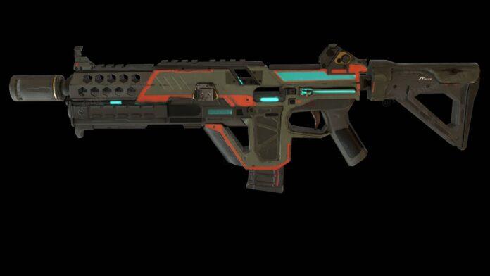 Apex guns audio bug