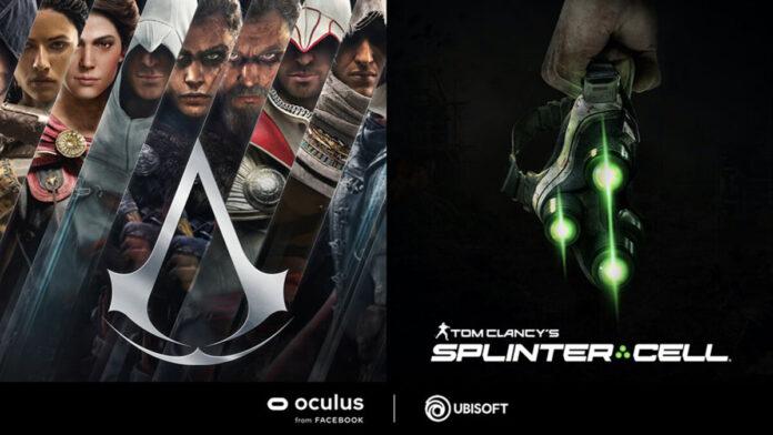 Assassins creed splinter cell VR