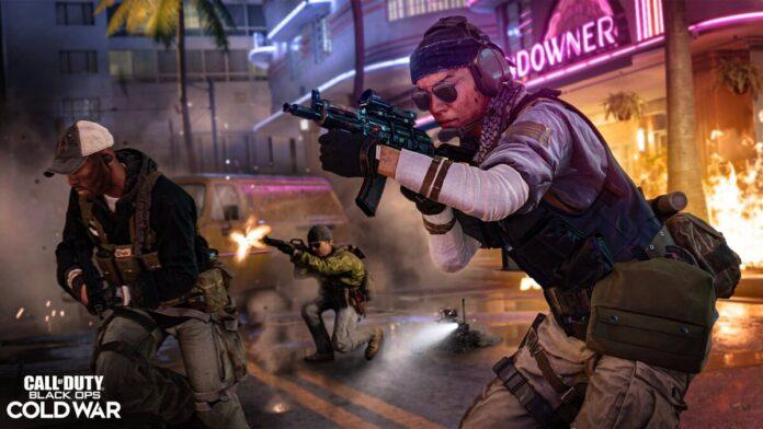 Black ops cold war Alpha test