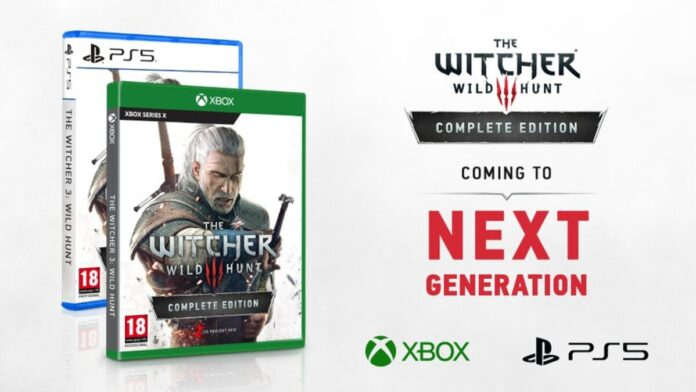 Witcher 3: Wild Hunt coming to next gen