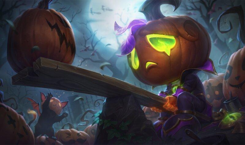 Halloween Amumu