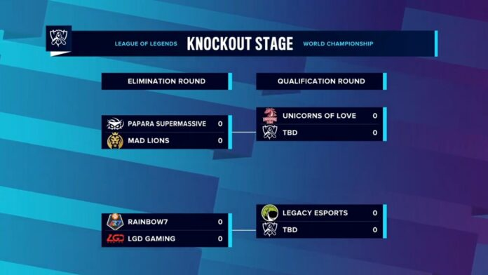 Overview Play-ins Playoffs