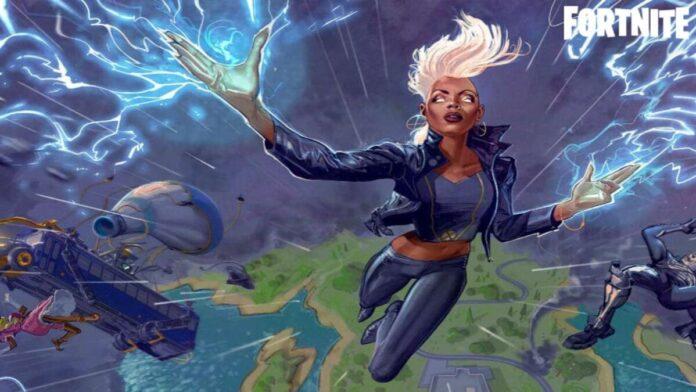 Fortnite Storm Awakening Challenges.