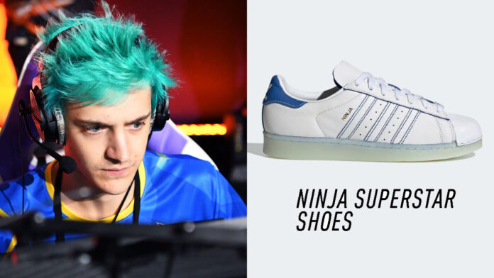 Ninja Adidas Shoe Line