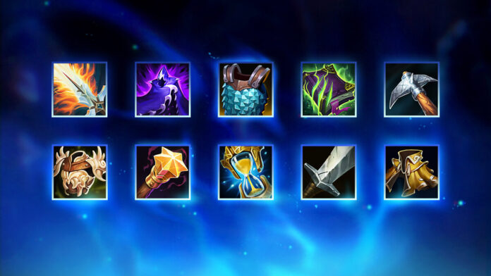 support mythic