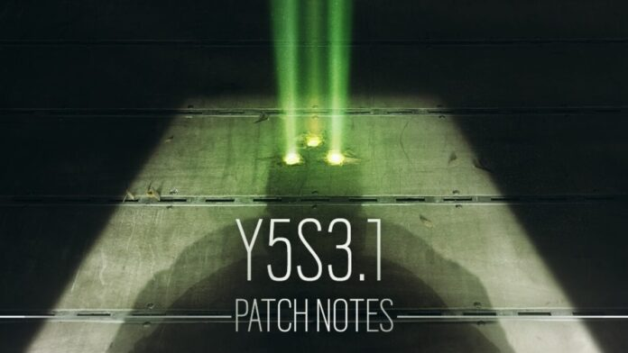 R6S Y5S3.1 patch
