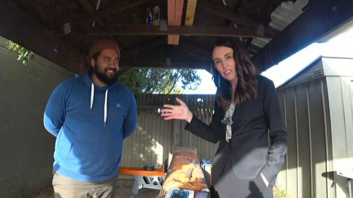 Broxh Gets a visit from NZ Prime Minister Jacinda