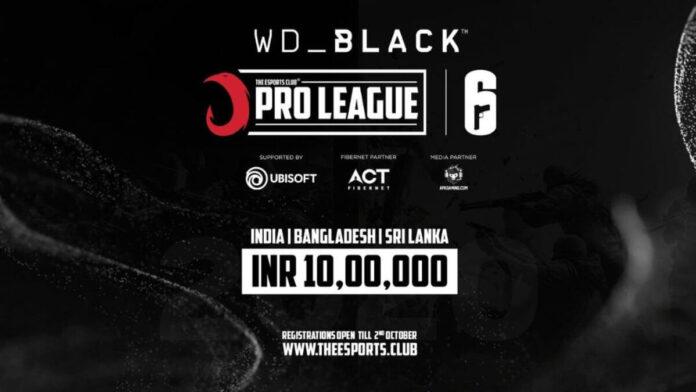 TEC R6 Pro league