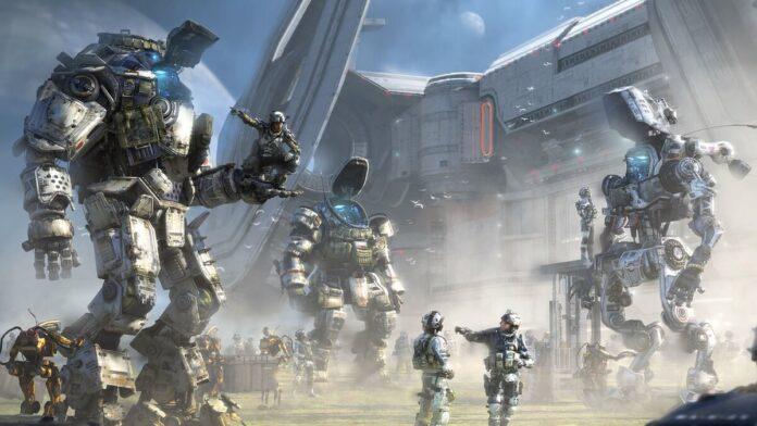 Titanfall 1 single player prototype footage