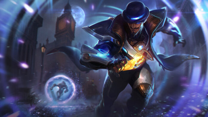 Azir Twisted Fate 10.19