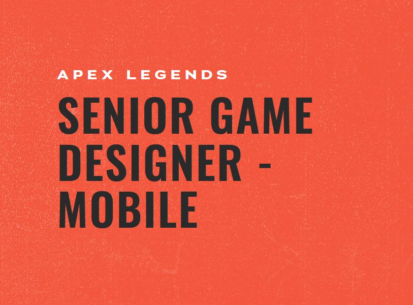 Apex Legends mobile version confmred