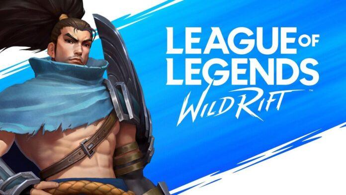 Wild Rift beta