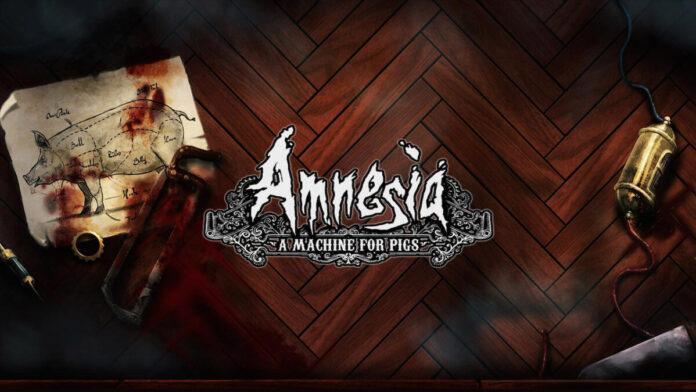 Amnesia Epic Games