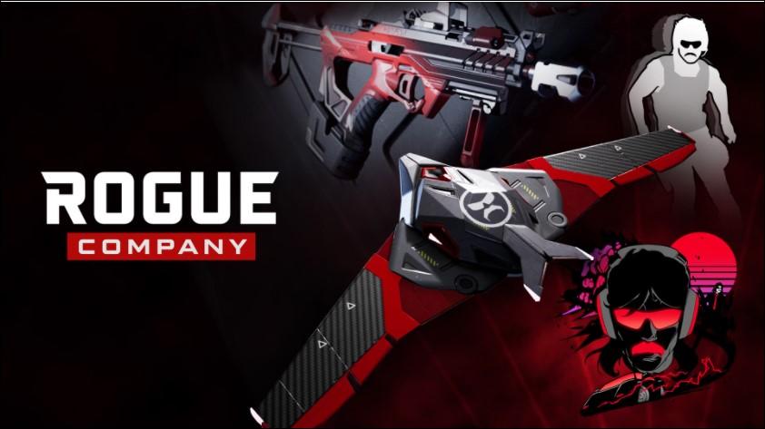 DrDisrespet skin bundle in Rogue Company