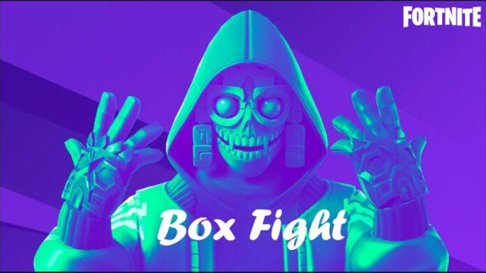Fortnite Box Fight tournament