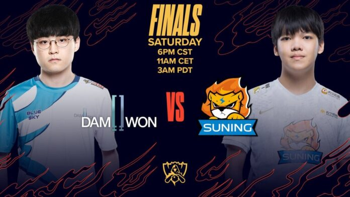 Worlds 2020 Finals Preview: DAMWON Gaming vs Suning