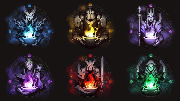 Eternals league of legends