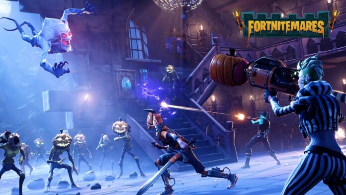 Fortnite patch notes for 14.40 update