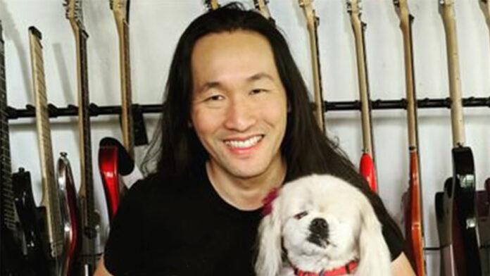 DragonForce's lead Guitarist HermanLI