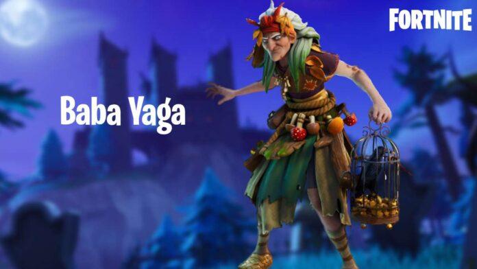Fortnite Baba Yaga Skin