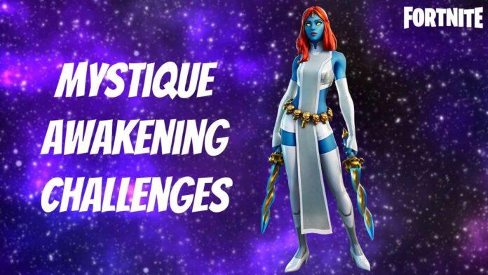 Mystique Awakening Challenges