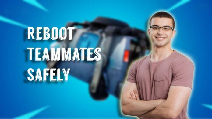Nick Eh 30 Shows and Amazing trick to Reboot Teammates Safely