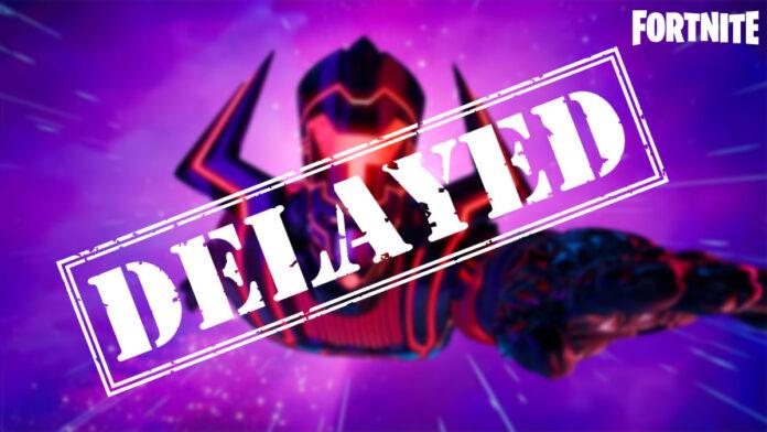 Fortnite Season 4 delayed