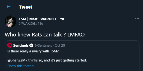 shahzam and wardell argument