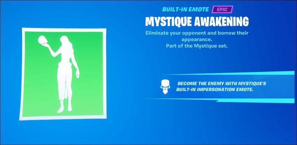 Mystique Awakening challenge