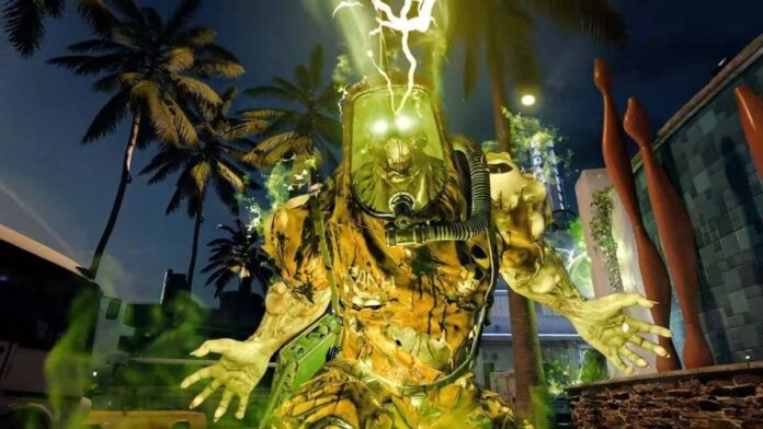 cod zombies onslaught playstation exclusive