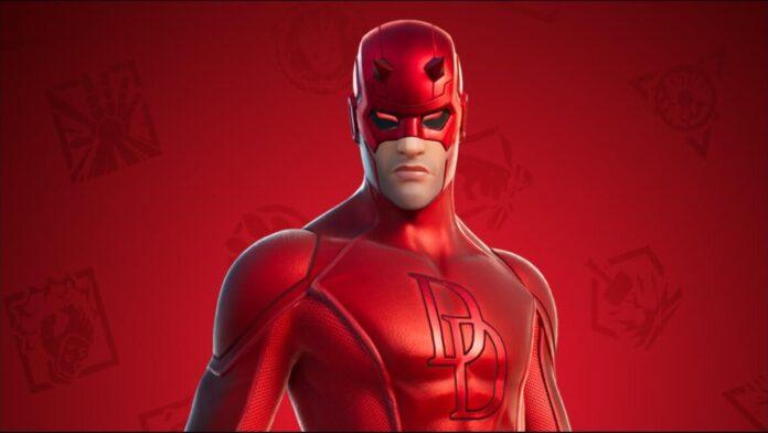 Fortnite Daredevil Skin