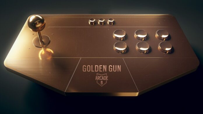Golden Gun arcade mode