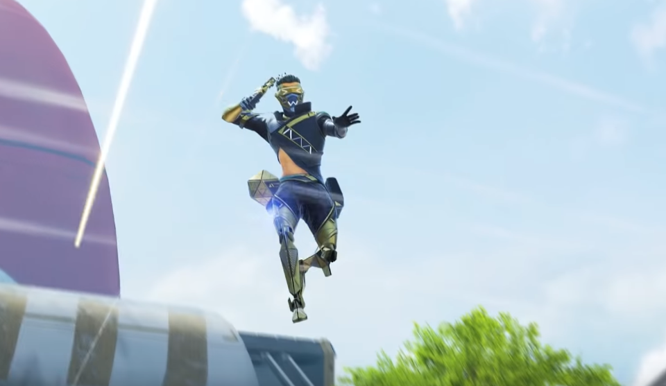 Octane season 7 battle pass skin