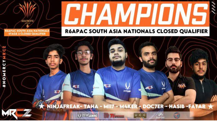 mercenariez south asia natinals champion