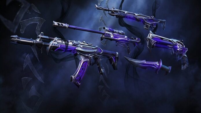 VALORANT Reaver skin collection