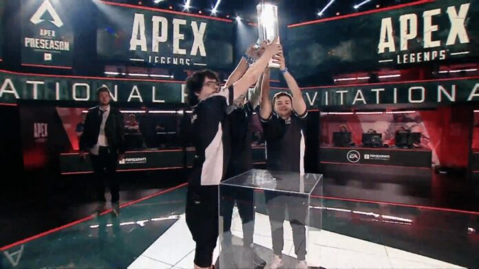 TSM albralelie leaves Apex Legends