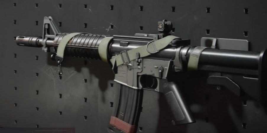 XM4 Assualt Rifle