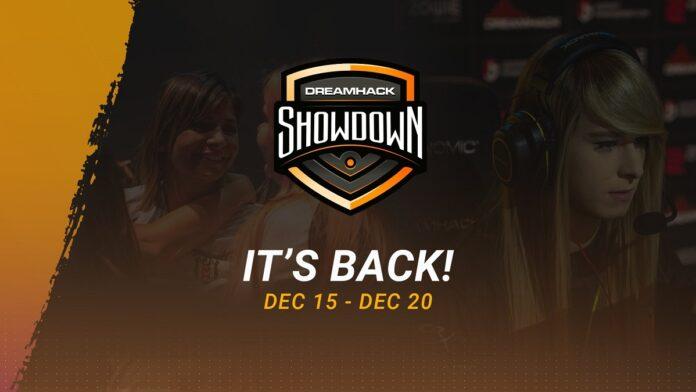 Dreamhack Showdown 2020