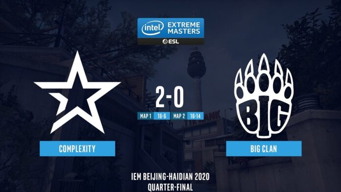 Complexity 2-0 BIG