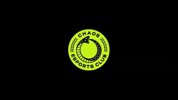 Chaos leaving pro scene
