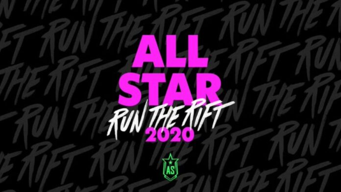 League of Legends All-Star Event 2020