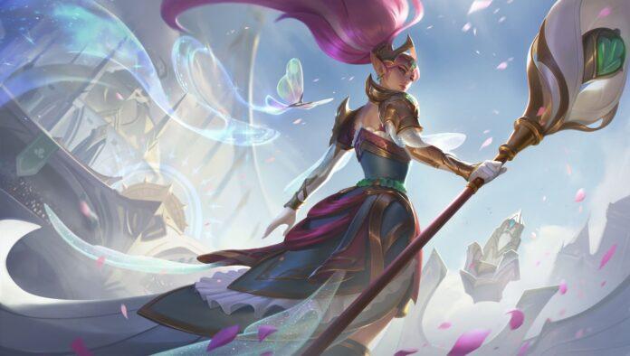 Battle Queen Janna